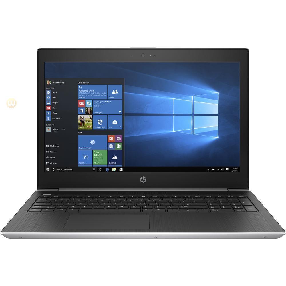 """HP ProBook 450 G5 Notebook i5-8250U 8GB RAM 256GB SSD 15.6"""" Win10 Pro"""