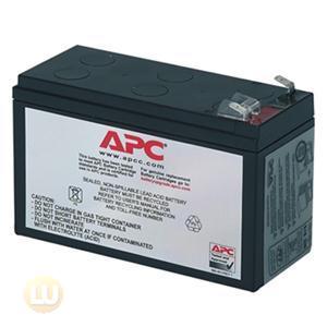 APC BATTERY FOR BK250/280/400 BP280/420/SUVS420/BK350/BK500 S24676
