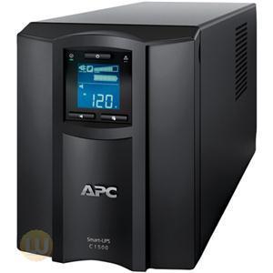 APC SMART-UPS C 1500VA 120V LCD S25061
