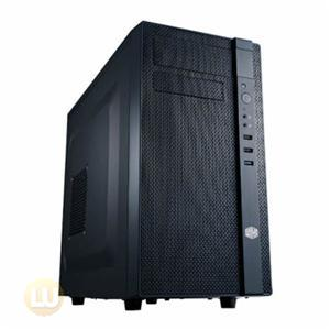 Cooler Master N200 Case M.ATX (MIDNIGHT BLACK) NSE-200-KKN1