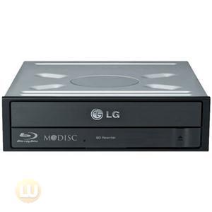 LG BH16NS40 Blu-Ray,Blu Ray ReWriter,SATA,Black,