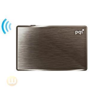 PQI Memory Flash 6W11-016GR2TSC Air Drive A100 TSC ONLY 16GB 802.11n SDHC Iron Grey Retail
