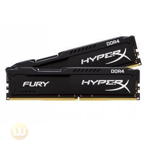 Kingston 16GB(2x8G) DDR4 2666MHz Memory HX426C15FBK2/16 Unbuffered