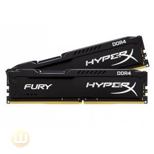 Kingston 32GB(2x16GB) DDR4 2400MHz HyperX Fury Desktop Memory