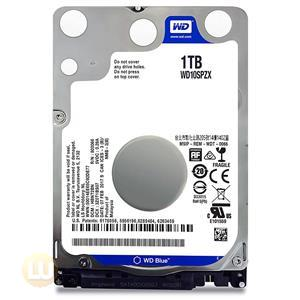 Western Digital HDD WD10SPZX Blue 1TB SATA 6Gb/s 128MB cache 5400RPM 2.5 inch