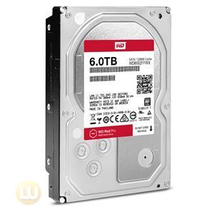 Western Digital HDD WD6002FFWX 6TB SATA 7200RPM 128MB 3.5