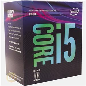 Intel Core i5-8500 Desktop Processor, 6 Core up to 4.1GHz Turbo LGA1151