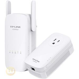 TP-Link Accessory TL-WPA8630 KIT AV1200 Gigabit Powerline ac Wi-Fi KIT Retail