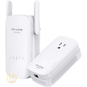 TP-Link Accessory TL-WPA8630 KIT AV1200 Gigabit Powerline ac Wi-Fi KIT Retail