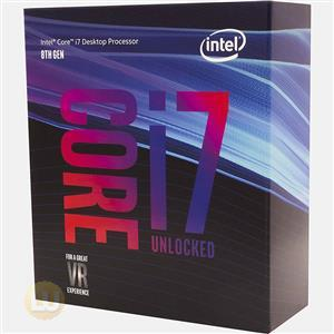 Intel Core i7-8700 Boxed CPU 12M Cache up to 3.20GHz LGA1151 6 Cores/12 Threads