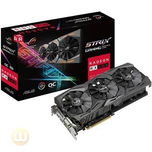 Asus Radeon RX 580 Graphic Card, OpenGL 4.5, GDDR5 8GB,1380MHz, 256bit