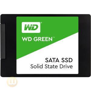 WESTERN DIGITAL Green 120GB Internal SSD Solid State Drive - SATA 6Gb/s 2.5 Inch