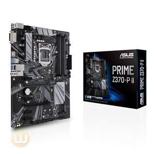 Asus PRIME Z370-P II Motherboard Intel Z370, Socket LGA1151