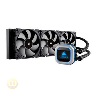 Corsair H150i PRO Cooling Device, Hydro Series, Advanced RGB Lighting