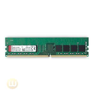 Kingston Memory KVR24N17S8/8 8GB DDR4 2400 Unbuffered Retail