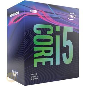 Boxed Intel Core i5-9400F Processor (9M Cache, up to 4.10 GHz)