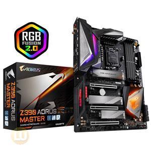 Gigabyte Ultra Durable Z390 AORUS MASTER Desktop Motherboard