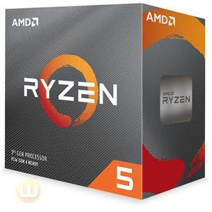 AMD CPU Ryzen 5 3600X 6C 12T 4400MHz 36MB 95W AM4 WraithSpire