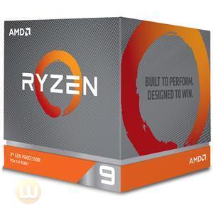 AMD CPU Ryzen 9 3900X 12C 24T 4600MHz 70 105W AM4 WraithPrism
