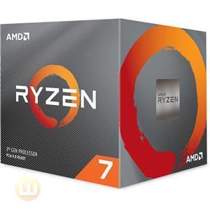 AMD CPU Ryzen 7 3800X 8C 16T 4500MHz 36M 105W AM4 WraithPrism