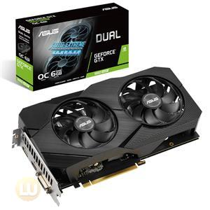 Asus Dual GeForce GTX 1660 SUPER EVO OC Edition Graphic Card