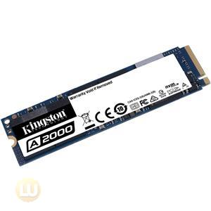 Kingston SSD SA2000M8 500G A2000 M.2 2280 NVMe Retail