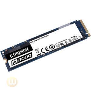 Kingston SSD SA2000M8 500G A2000 M.2 2280 NVMe Retail