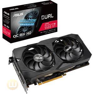 ASUS Dual Radeon RX 5500 XT EVO Graphic Card