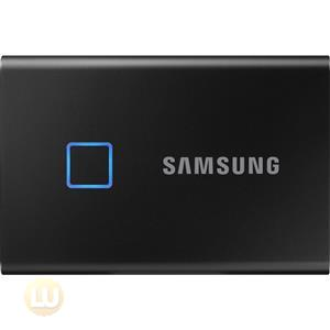 SAMSUNG Portable SSD T7 Touch USB 3.1 1TB (Black)