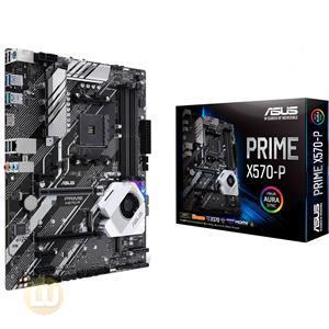ASUS Motherboard PRIME X570-P AMD Ryzen AM4 X570 DDR4 HDMI/USB ATX Retail