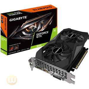 GIGABYTE NVIDIA GeForce GTX 1650 Video Card