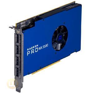 AMD VCX 100-505940 AMD Radeon Pro WX 5100 8GB GDDR5 Retail