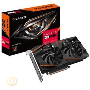 GIGABYTE Graphics card Radeon RX 570 8G GAMING,PCI-E WINDFORCE2X,HDMI