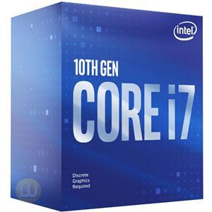 Intel CPU BX8070110700F Ci7-10700F Box 16M Cache 2.9GHz 8C 16T S1200