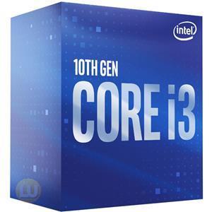 Intel Core i3-10100 Comet Lake 3.6GHz 6MB Cache CPU Desktop Processor Boxed