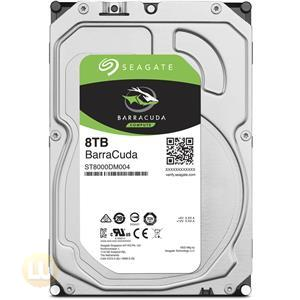Seagate HDD ST8000DM004 8TB 3.5 256MB SATA 6GB s Barracuda Bare