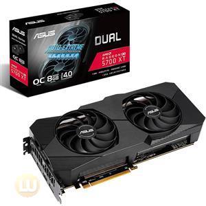ASUS Dual Radeon RX 5700 XT EVO OC Graphic Card
