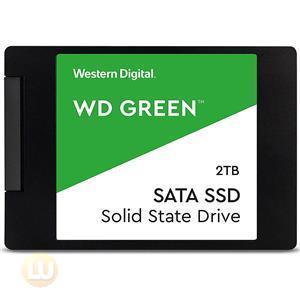 Western Digital Solid state drive WDS200T2G0A 2TB SATA III 6Gb/s 7mm WD Green