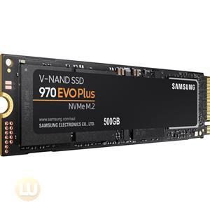 Samsung 970 EVO Plus 500GB NVMe M.2 PCIe Solid State Drive
